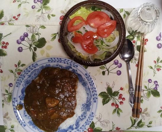 2012-05-23 晩御飯