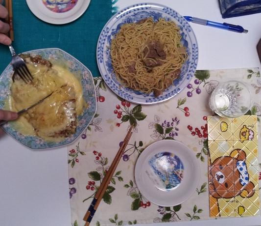 2012-05-30 晩御飯