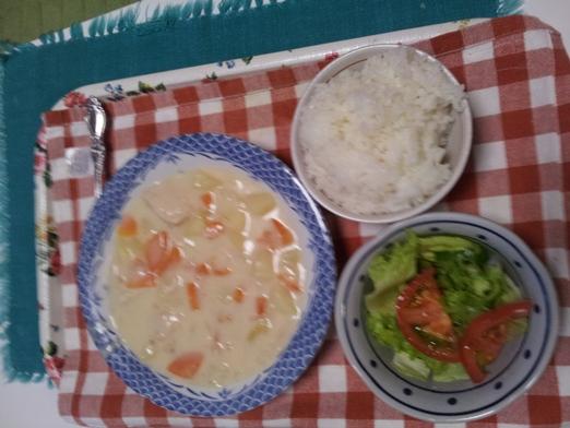2012-05-31 晩御飯
