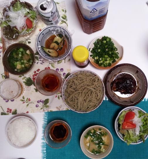 2012-06-02 晩御飯