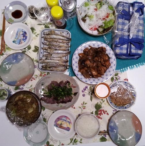 2012-06-07 晩御飯