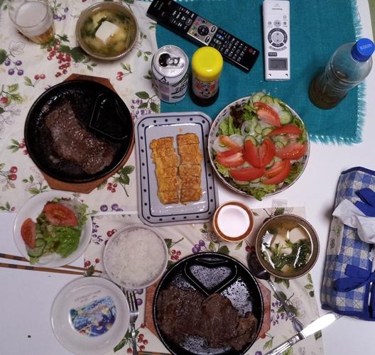 2012-06-11 晩御飯
