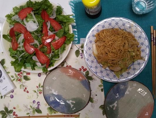 2012-06-14 晩御飯