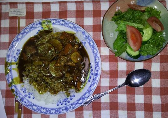 2012-06-20 晩御飯