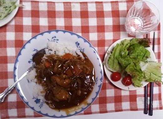 2012-06-29 晩御飯