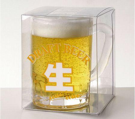 ビールろうそく