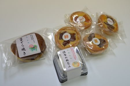 寺町の菓子