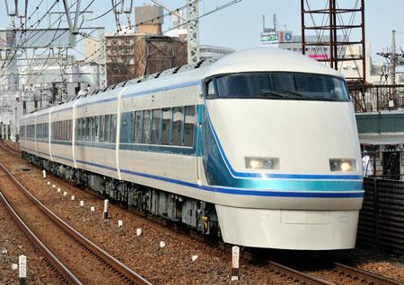 東武100系15