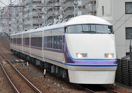 東武100系12