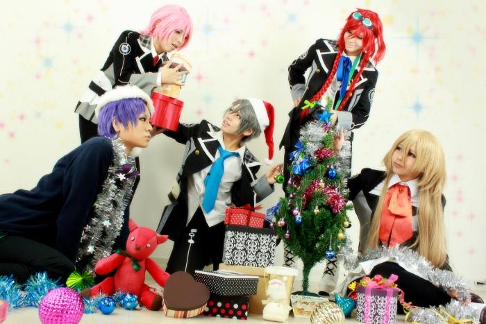 冬組クリスマス
