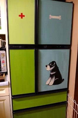 ジギー冷蔵庫