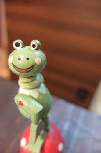 カエルさん。