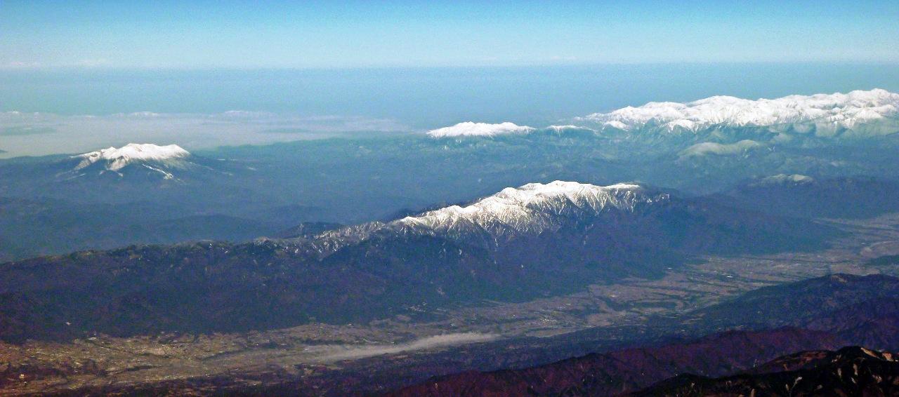 20101130木曽山脈