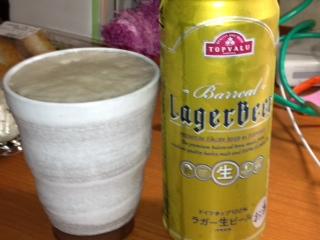 トップバリュービール