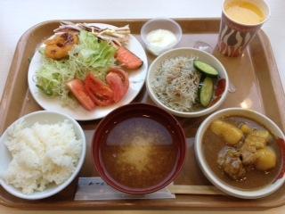 0915朝食