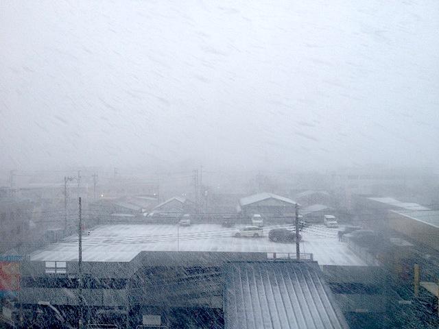 1118初雪