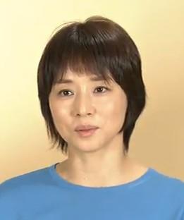 石田ゆり子 髪型 さよなら私