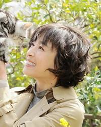 宮沢りえさんのパーマショートの髪型が可愛い グーグーだって猫である