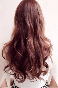 冬のヘアスタイル髪型
