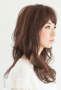 2014年の冬もゆるふわカールのヘアスタイルや髪型が人気