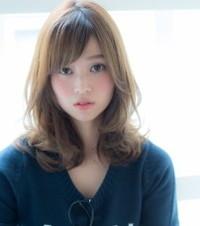 2014年 冬 伸ばしかけヘアスタイル 髪型