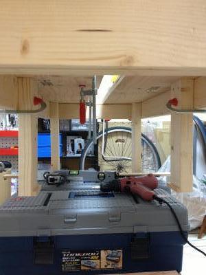 作業台のオプション8