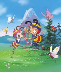 光と愛の感謝日記 黒いミツバチの姿になったヌシ