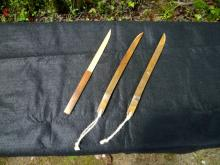 竹ペーパーナイフ