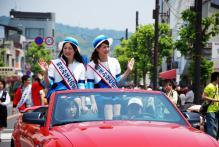 女王パレード