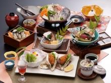 万葉岬 カキ料理
