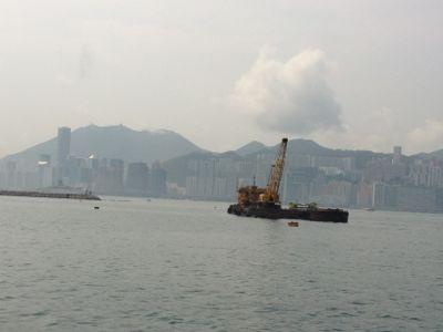 香港島方面