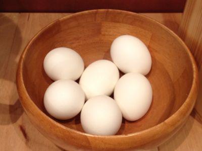 ゆで卵食べ放題