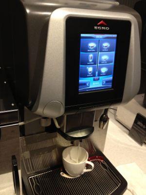EGROのコーヒーメーカー