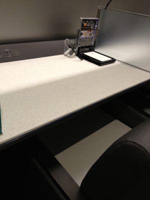 パソコン席2