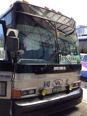 空港バス桃園国際空港行き