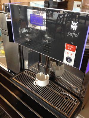 どこかで見たコーヒーメーカー