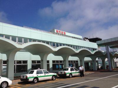 稚内空港外観