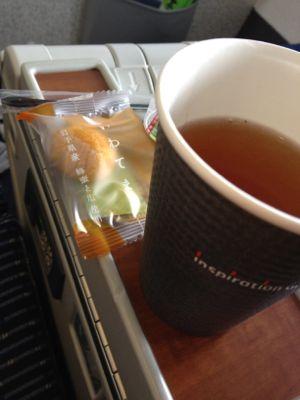 紅茶といわてまり
