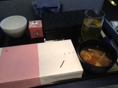 機内食全体