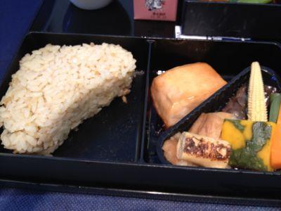 生姜ご飯・カジキマグロ