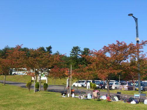 秋の大高山