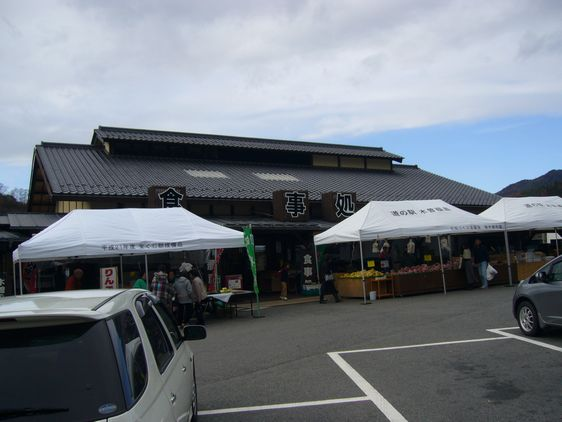 道の駅木曾福島