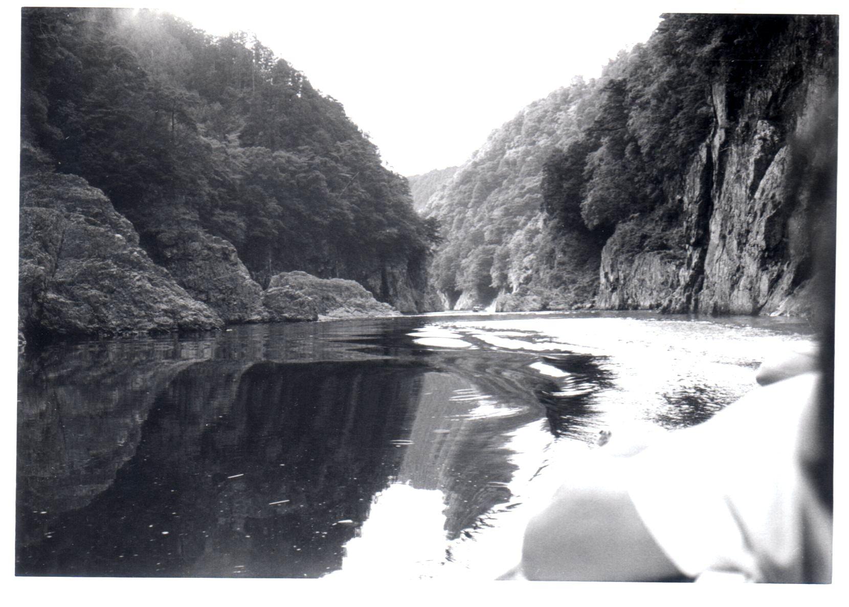 南紀・瀞峡(1,967年)395