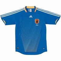 サッカー日本代表 最新ユニフォーム 2008年