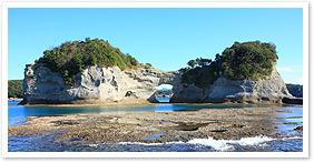 南紀・円月島3
