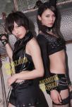 宮澤佐江 秋元才加 DiVA セクシー 黒網タイツ 太もも カメラ目線 AKB48 ショートヘア 貧乳 高画質 エロかわいい画像