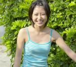南沢奈央 セクシー 笑顔 カメラ目線 高画質 エロかわいい画像1