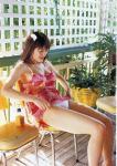 綾瀬はるか セクシー パンチラ 女優 ビキニ水着 巨乳おっぱいの谷間 太もも オナペット高画質 エロかわいい画像15