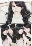SKE48 金子栞 木下有希子 セクシー ウインク カメラ目線 顔アップ カメラ目線 ぶっかけ用 高画質 エロかわいい画像