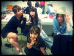 AKB48 大島優子 野呂佳代 大堀恵 松原夏海 セクシー ピース カメラ目線 楽屋 口開け フェラ顔 エロかわいい画像